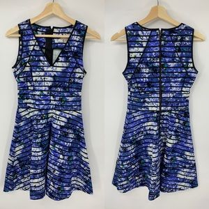 Banana Republic Dresses - Banana Republic Dress Fit & Flare Riviera Floral 0